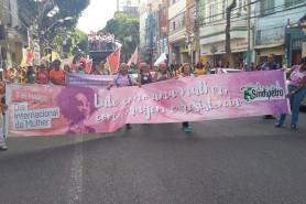 8 de março em Salvador