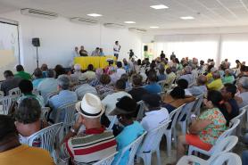 Plenária  de esclarecimento sobre o PED alternativo do GT da Petros e o  PP3